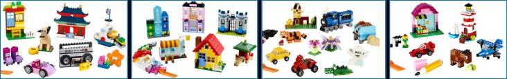 Warsztaty LEGO Kreatorzy